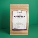 ingvi Mandeln geschält, Rohkostqualität, Bio, 500g