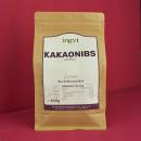 ingvi Kakaonibs Criollo Rokostqualität, Bio 500g